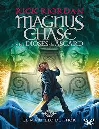 magnus chase y los dioses de asgard 2 pdf