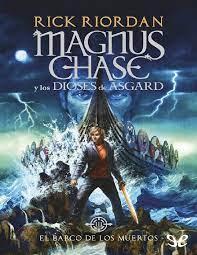 Magnus Chase y los dioses de Asgard 3 pdf